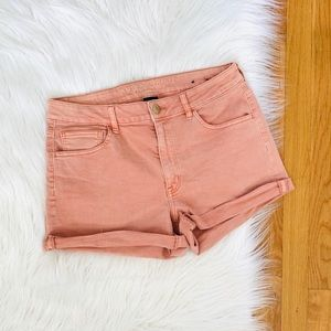 American Eagle | High Rise Shortie Super Stretch